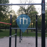 兹沃勒 - 徒手健身公园 - Park Speeltuin HOLTENBROEK Zwolle