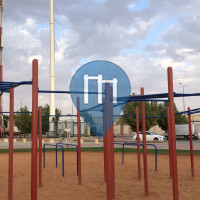 Ginásio ao ar livre - Riade -   Oasis Park / حديقة الواحة