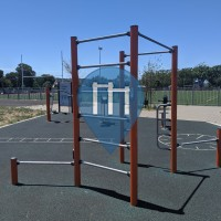 Outdoor Gym - Richmond - Outdoor Fitness Martin Luther King Park