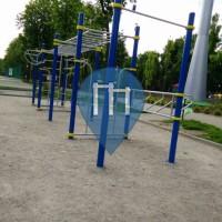 Charkow - Street Workout Park - Maxim Gorky Central Park