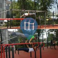 Mulhouse - 徒手健身公园 - Tour Nessel
