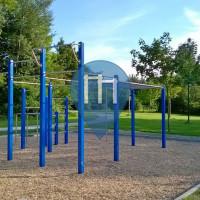 Steinhagen - Воркаут площадка - Realschule