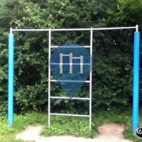 Mörfelden-Walldorf - Outdoor-Fitnessstudio - Plassage/Lange Acker