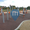 Melbourne (Northcote) - Outdoor Exercise Gym - All Nations Park