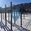 Kitzbuhel - Parc Street Workout - Im Gries