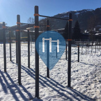 Kitzbuhel - Parc Street Workout - Im Gries