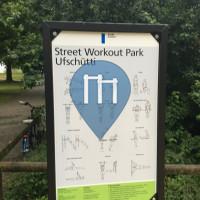 Gym en plein air - Lucerne - Street Workout Park Ufschuti