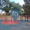 """户外单杠 - Street workout park Višnjik """"Delta"""" - Športski centar Višnjik – Zadar"""