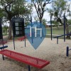 Sweetwater (Texas) - Outdoor Exercise Park - Newman Park Fitness Trail