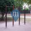 Ravenna - Gimnasio al aire libre - Giardini Pubblici