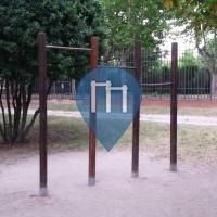 Ravenna - 户外单杠 - Giardini Pubblici