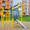 Parque Calistenia - Brumov-Bylnice - Workout Brumov-Bylnice