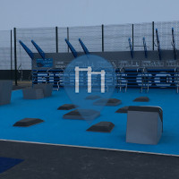 Vélizy-Villacoublay - Outdoor Gym - Fitness park connecté