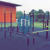Amiens - Parco Calisthenics - Parc Du Grand Marais