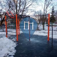 Sofia - Gimnasio al aire libre - Lebeda Park
