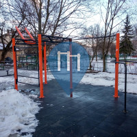 Sofia - Calisthenics Station - Lebeda Park