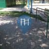 Zagreb - Street Workout Park - Jarun