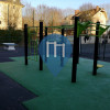 Fontainebleau - Outdoor Fitness Park - Calisthenics Park Fontainebleau