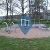 Kalundborg - Outdoor Fitnessstudio - Munkesø Træningspark