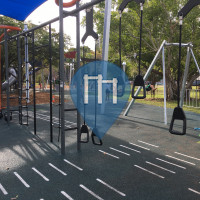 Darwin - Outdoor Exercise Park - Bicentennial Park