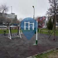 "Plovdiv - Outdoor Pull Up Bars  - Bulevard ""Bulgaria"" 41"