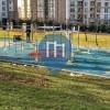 Стамбул - Воркаут площадка - Nurettin ŞEN Park
