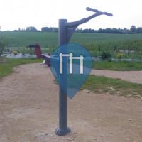 Sargé-lès-le-Mans - Palestra all'Aperto - Aire De La Sarthe