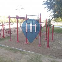 Calisthenics Stations - Niš - Calisthenics Gym Niš