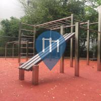 Воркаут площадка - Бремен - Calisthenics Park Bremen Kattenturm