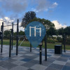 Fuga de fitness - Barras dominadas - Outdoor Fitness Gateway Park - Rochedale