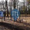 Antwerp - Calisthenics Park - Steytelinckpark