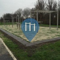 Purmerend - Street Workout Park - Park de Uitvlugt