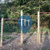 Bramcote - Outdoor Pull Up Bars - Bramcote Hills Park