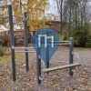Воркаут площадка - Лахти - Osmolanpuisto fitness corner