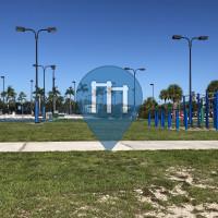 Fort Myers - Воркаут площадка - Florida Gulf Coast University