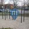 Parque Calistenia - Gifhorn - Calisthenics Geräte Spielplatz an der Flutmulde