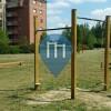 Carpi - Воркаут площадка - Parco Matto
