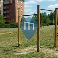 Carpi - Street Workout Anlage - Parco Matto