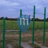 Toulouse - Outdoor Pull Up Bars - Montaudran-Lespinet