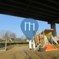 Leuven - Open Gym - E314 Bridge