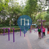 Shanghai - Outdoor Fitnessstudio - Baoshan Qu-Peony Mansion