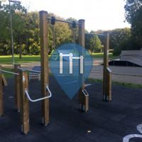 Rotterdam - Outdoor Fitnessstation - Park De Twee Heuvels