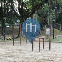 Singapore - Outdoor Gym - Serangoon Community Park