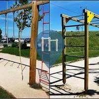 Amadora - Fitness Parcours -  Parque da Boba
