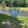 Воркаут площадка - Тору - Calisthenics Park Groenhovebos
