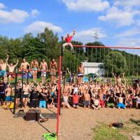 Sommerworkout Nr. 6 - Calisthenics Meetup