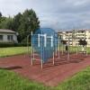 Воркаут площадка - Мюльзен - Street Workout Park Mülsen