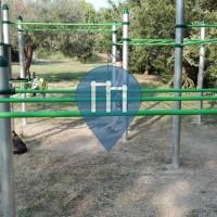 Sirolo - Parc Street Workout - Via Sant'Antonio