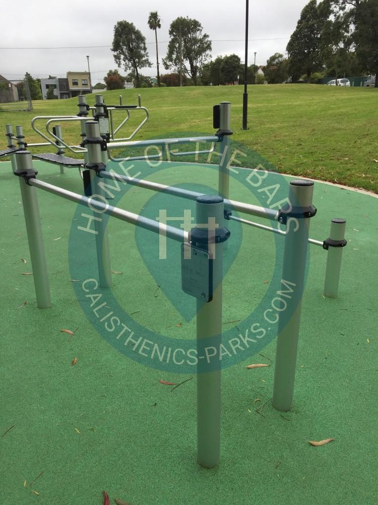 Sydney Calisthenics Gym Sydenham Australia Spot