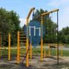 Warsaw - Street Workout - Park Górczewska